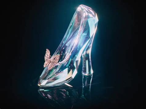 the glass slipper cinderella courage and be feelingthepull
