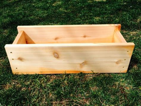 Building Planter Boxes by How To Build A Window Box Planter Easy Beginner Diy