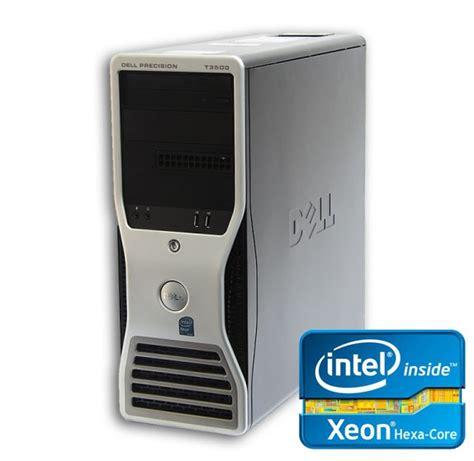 Pc Second Dell Precision T3500 Xeon W3510 8gb 250gb Dvd workstation refurbished dell precision t3500 xeon