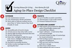 stay right there universal design checklist remodeling home design checklist bungalow house designs 1 on