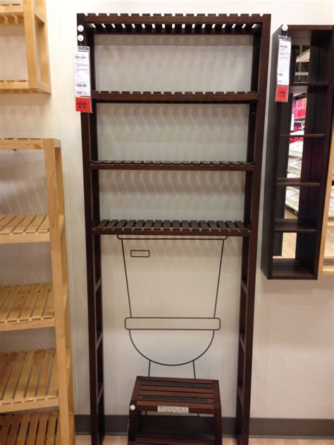 ikea toilet shelf molger above toilet storage 59 99 home storage