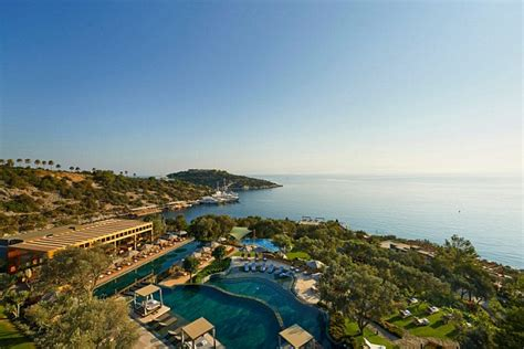 The Detox Bay Bodrum by Mandarin Bodrum High End Jets Into