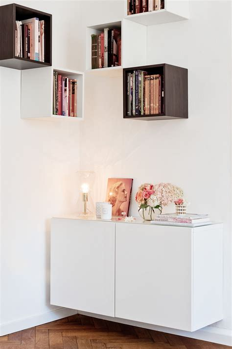 nornas bookcase hack ikea valje wandregal interior design pinterest room