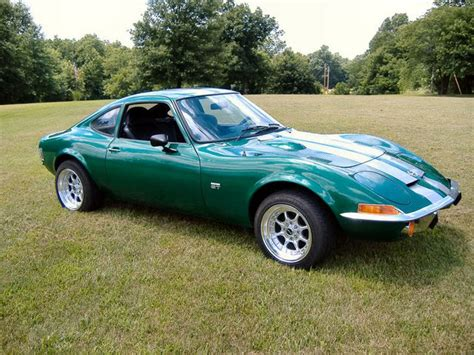 Opel Gt 1970 by 1970 Opel Gt Photos Informations Articles Bestcarmag