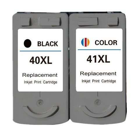 canon 40 mp 2pk pg40 40 cl41 41 ink cartridge cartouche encre for