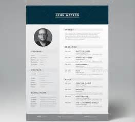 16 great resume indesign templates desiznworld