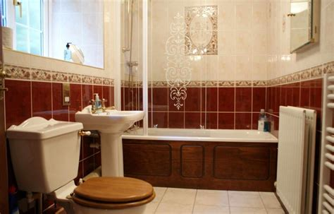 vintage bathroom tile ideas bathroom tile 15 inspiring design ideas