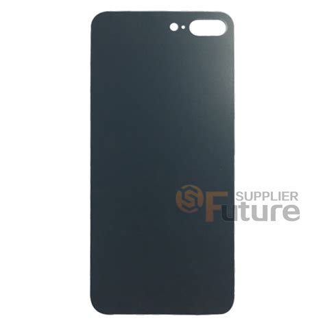 apple iphone 8 plus battery cover rear glass white