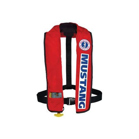 bass boat life jacket mustang survival bass competition deluxe inflatable life