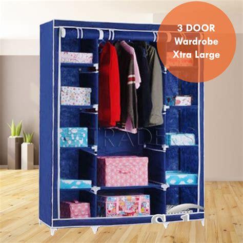 portable bedroom buy portable 5 level xtra large blue storage portable