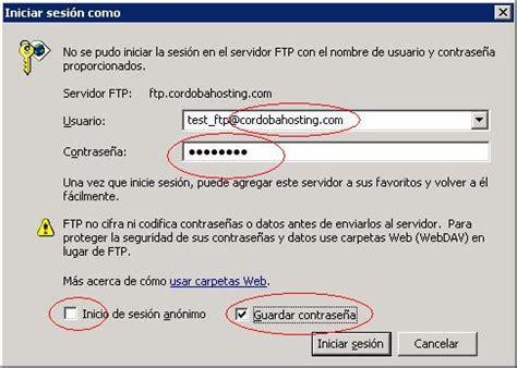 sftp default configurar usuario y contrase 241 a de ftp en explorer de