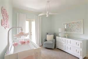 s nursery contemporary with mint green white and