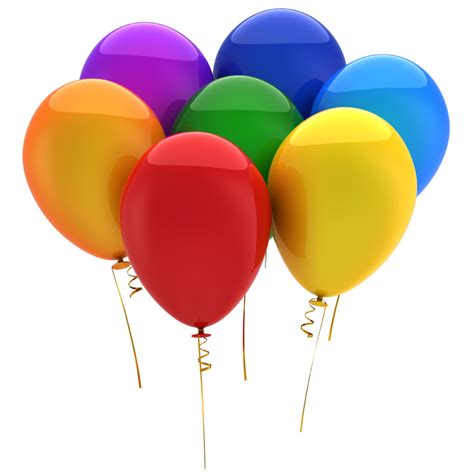 birthday balloons clip happy birthday balloons clip images and vector