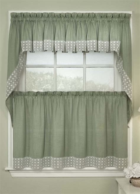 Country Kitchen Curtains And Valances Country Curtains For Kitchen Kenangorgun