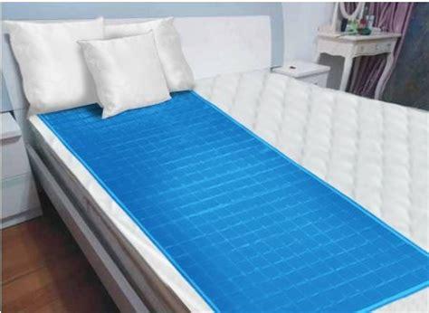 """[new] luxury cool gel mattress pad 24""""x60"""" [x large] best"""