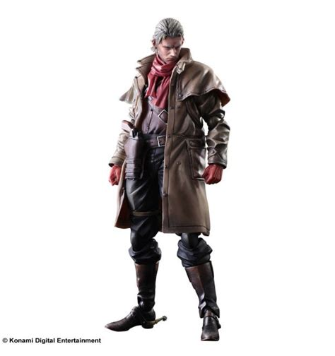 Play Arts Metal Gear Solid V The Phantom New Misb square enix metal gear solid v the phantom play arts ocelot simply toys llp