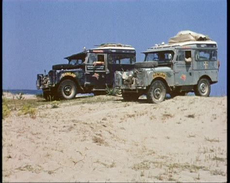land rover singapore vintage 1955 england to singapore via land rover videos