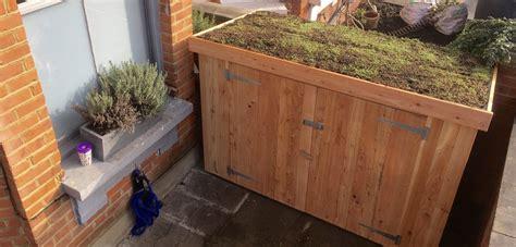 brighton bike sheds offer highly robust secure