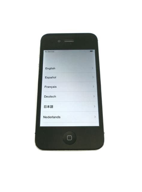 Apple 4 16gb apple iphone 4 16gb black verizon smartphone