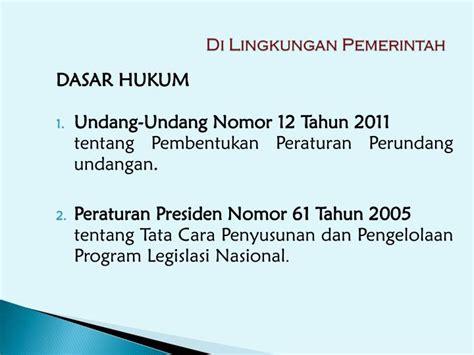 Ilmu Perundang Undangan Proses Dan Teknik Pembentukannya Jilid 2 ppt perancangan peraturan negara powerpoint presentation