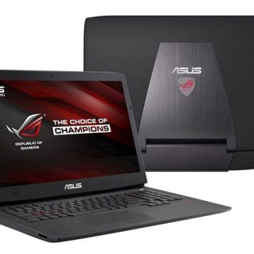 """asus rog g751jy dh72x top tier 17.3"""" gaming laptop with"""