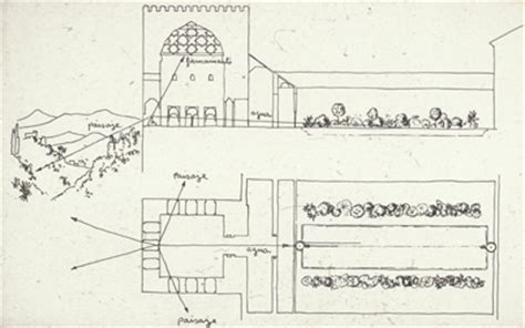 plans elevations sections and details of the alhambra civic architecture in islamic history