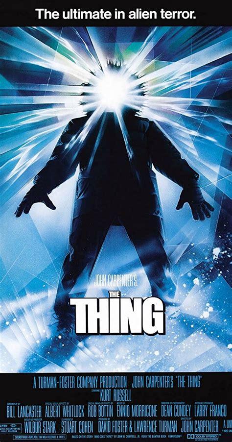 The Thing 1982 Imdb | the thing 1982 imdb