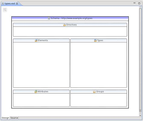 eclipse xsd editor design view web services avec apache cxf