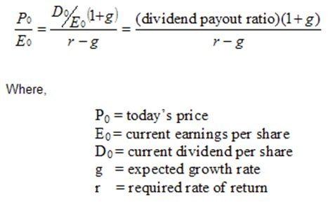 div yield formula the div net relating company fundamentals to the dividend