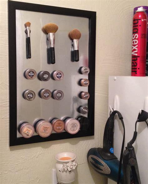 magnetic makeup board diy magnetic makeup board splendry