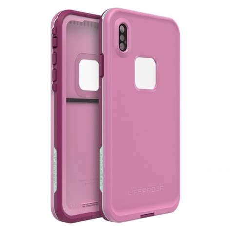 lifeproof fre suits iphone xs max 6 5 quot pink cases gadgets boutique uk