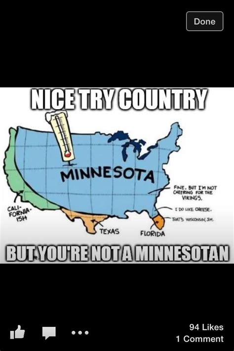 Minnesota Memes - minnesota minnesota pinterest minnesota and lakes