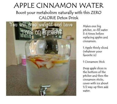 Apple Cinnamon Detox Smoothie by Apple Cinnamon Detox Water Yum Apple