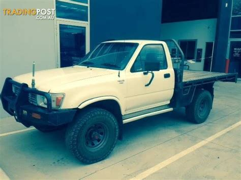 Just Toyota Spares Wrecking Toyota Hilux 1990 Ln106 Single Cab 4x4 2 8