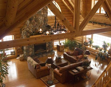 log cabin interiors photo gallery michigan cedar 39 best dream log home images on pinterest dream houses