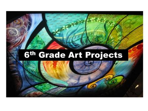 Drawing 6th Class Ki by 6th Grade Projects And Curriculum
