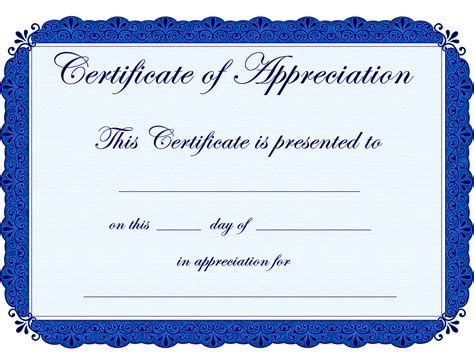 thanks for volunteering volunteer thank you certificate thank