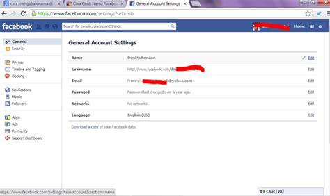 cara edit nama foto di iphone cara mengubah nama facebook semua cara ada disini
