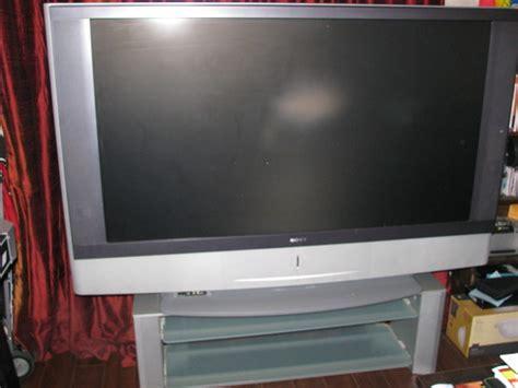 sony wega tv 60 inch l amazon com sony grand wega kf 60we610 60 inch hdtv ready