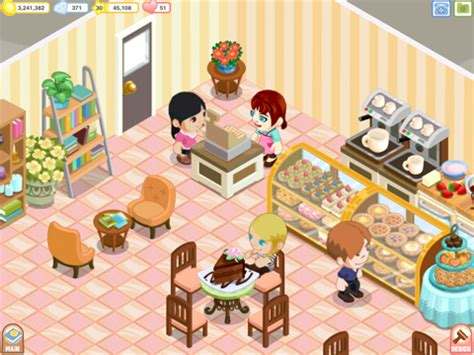 Design Your Own Coffee Shop Game | design and run your own coffee shop in bakery story for
