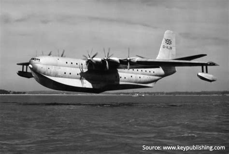 flying boat software the saunders roe princess that failed to impress fast