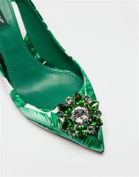 leaf shoes dolce gabbana has bananas tom lorenzo