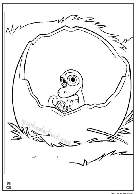 coloring page the good dinosaur 28 best the good dinosaur coloring pages images on