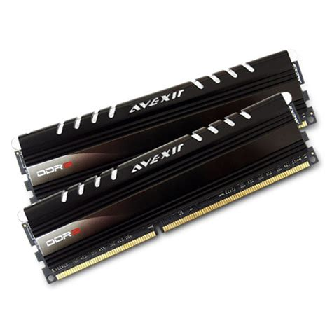 Memory Ram Avexir avexir 8gb series ddr3 1600 mhz udimm avd3u16001104g 2cw