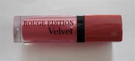 Borjouis Edition Velvet Lipstick Ist bourjois edition velvet lipstick nud ist