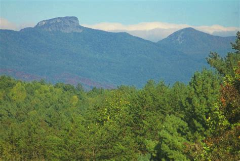 C Table Rock by Table Rock And Hawksbill Mountain Nc Moser Flickr