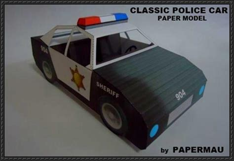 Paper Car Craft - car papercraft www pixshark images