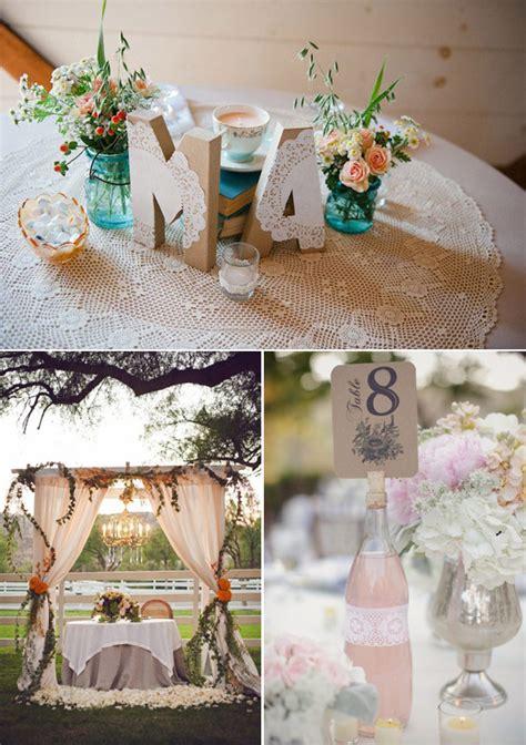 11 usos de las blondas en tu boda ideas originales para tu boda