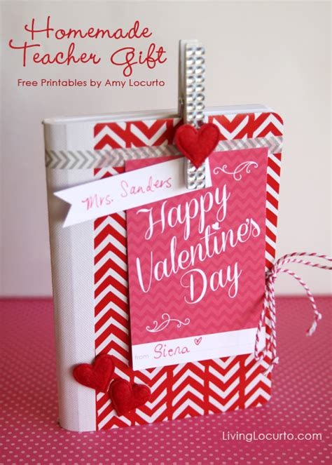 easy valentine gift ideas for the teacher happy home fairy last minute valentine s day gift ideas and free printables