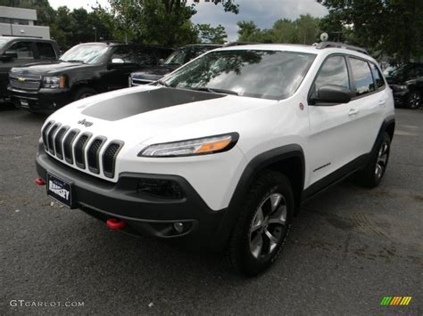 jeep trailhawk white 2014 bright white jeep trailhawk 4x4 95469013